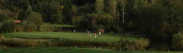 Hole 4 at Schloss Egmating Golf Course