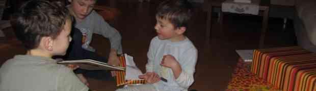 Alexander's 5th Birthday